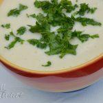 Supa crema de conopida cu lapte de migdale cover - Delicii Sanatoase