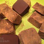 Praline de ciocolată cu tahini - 02 - Delicii Sanatoase