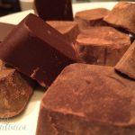 Praline de ciocolată cu tahini - 04 - Delicii Sanatoase
